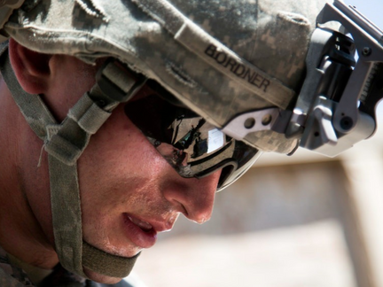 Iraq Vet: Don't Join the U.S. Military