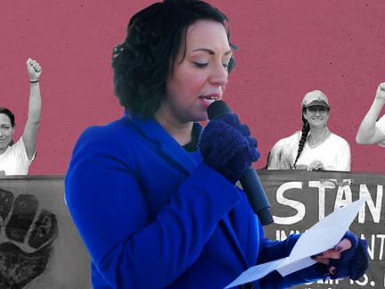 Progressive Councilwoman Laura Salamendra Resists Right Wing Intimidation Campaign