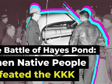 The Battle of Hayes Pond: When The Lumbee Defeated The Klu Klux Klan