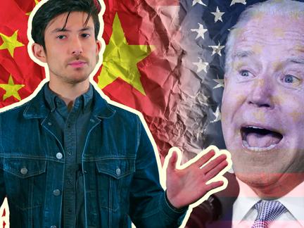 Biden Admits Real Reason Behind US War on China