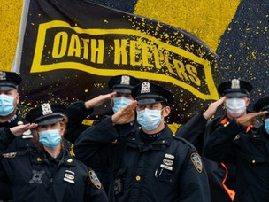 Leaked documents: NYPD officers secretly joined far-right militia