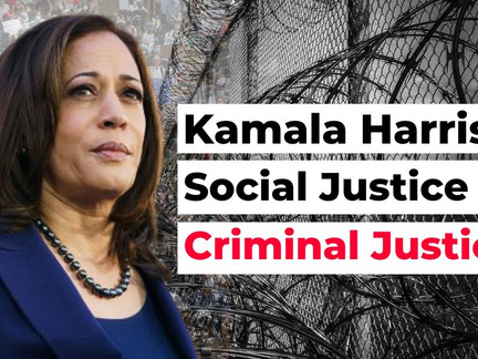 Kamala Harris is the Opposite of the Uprising