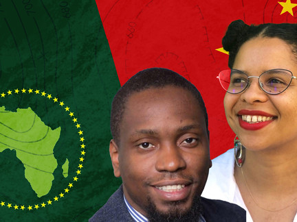 Voices from the African Left: China vs the US & the New Cold War