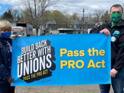 Workers Demand the PRO Act