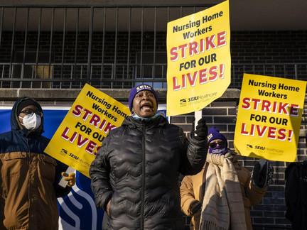 Nursing Home Workers Win Big