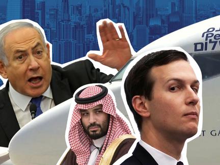 "UAE-Israel ""Peace Plane"" Masks Ethnic Cleansing of Palestinians"