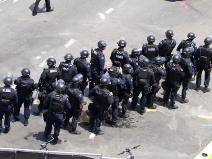 California Dems Coddle Cops