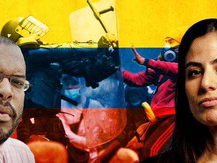 Killer Cops: Blood on the Streets of Colombia & Mississippi