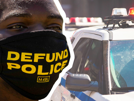 Dems Fail to Defund Cops