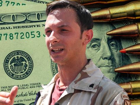 Blood Money: War Vet Breaks Down Who Got Rich Off 20 Year Afghan War