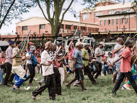 South Africa: Women Commune Leaders Arrested Amid Wider Repression of Shack Dwellers