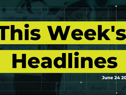 Headlines – Anti-Immigrant Scapegoating, Water Crisis, Palestine, Bolivia and more