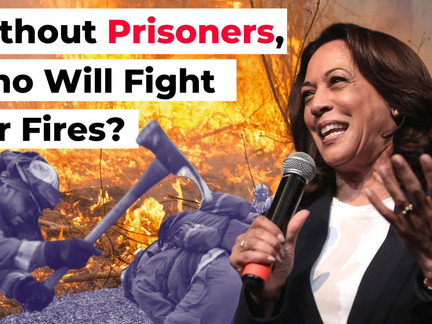 'Don't Release Low-Risk Prisoners. We Need Them to Fight Fires.'