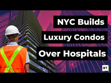 NYC Has Construction Workers Building Condos Instead of Hospitals