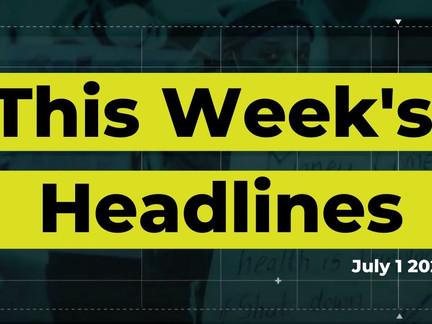 Headlines: U.S. Hoards COVID-19 Drug