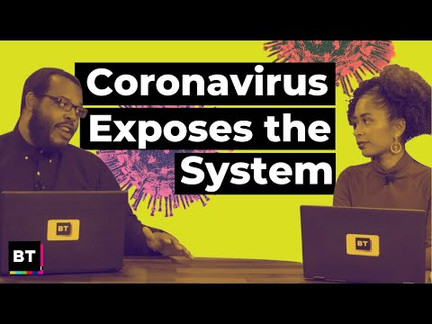 Coronavirus exposes morbid symptoms of U.S. system