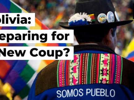 Bolivia Election 10 Days Away: Will U.S. Imperialism Crush Democracy (Again)?