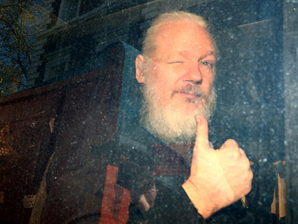Assange Bail Denied. What Now?