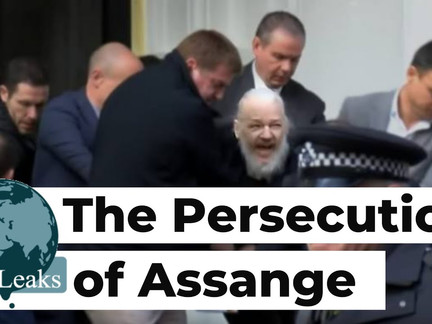 Persecuting Assange: the Stakes for All of Us