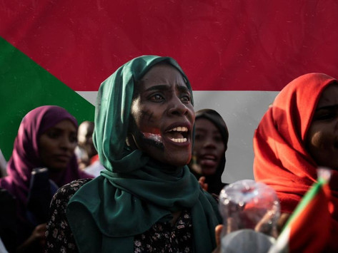 Sudan on a Knife's Edge, as Protests Cut Flow of Oil