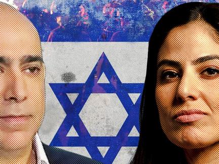 Genocidal Israeli Mobs Attack Palestinians - Exclusive Ali Abunimah Interview