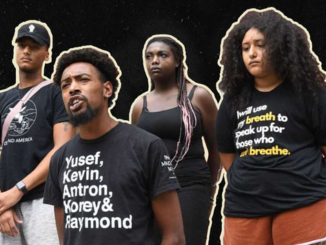 Black Lives Matter Activists in Saratoga Springs Targeted and Arrested by Police