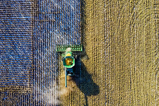 aerial-shot-of-green-milling-tractor-159