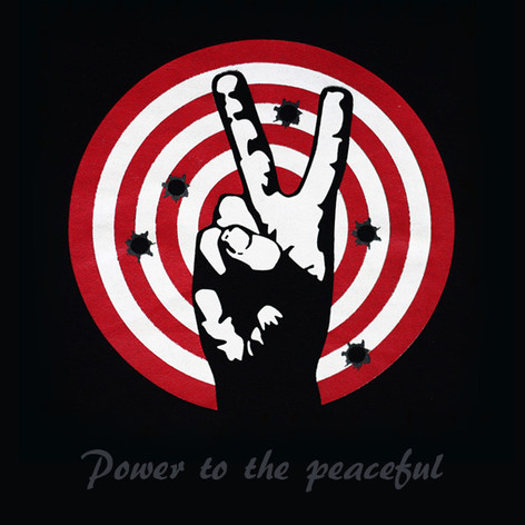 Power to the peaceful - Cover.jpg