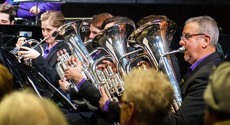 Concert - A Brass Band Showcase