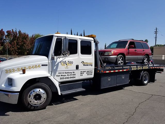 Call us +1323-243-9454 #thebesttowing1f