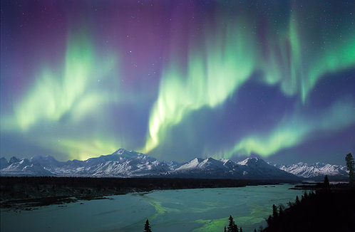 Denali Rivers of Light