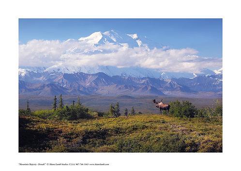 Mountain Majesty (paper)