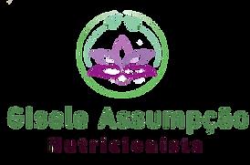 Logo Nutricionista Gisele Assumpção