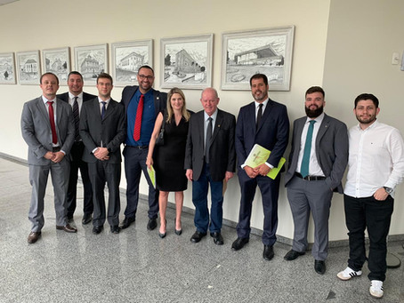 Defensores de Santa Catarina debatem pautas de interesse público na Alesc