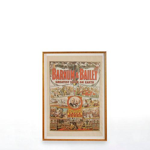 Poster Barnum & Bailey