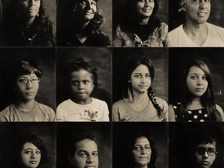 Ambrótipos na Virada Cultural 2014 do Sesc Belenzinho