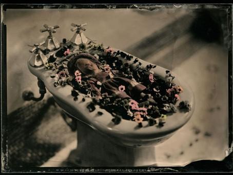 Dia da Placa Úmida e exposição de ambrótipos