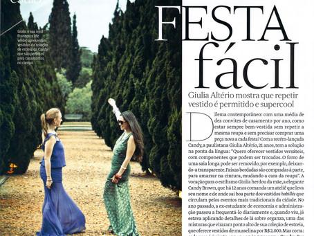 Vogue - Agosto, 2012
