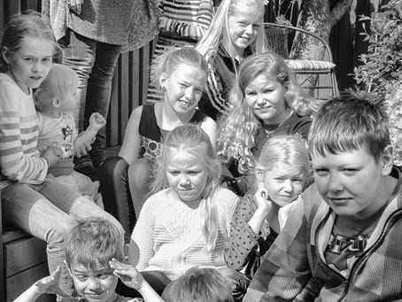 Icelandic Family Life in Photos