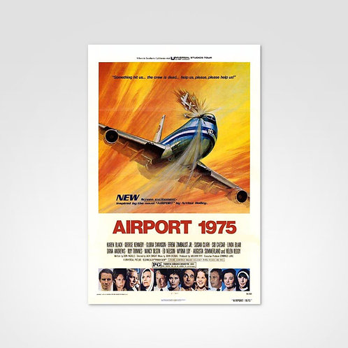 Poster Airport 1975