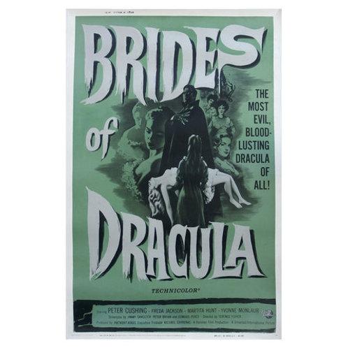 Poster Brides of Dracula
