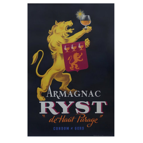 Poster Armagnac