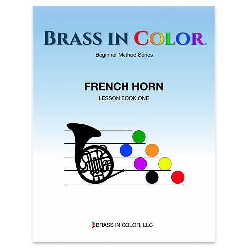 French Horn: Lesson Book 1