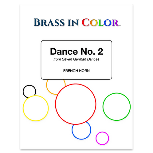 Dance No. 2 (French Horn and Piano)