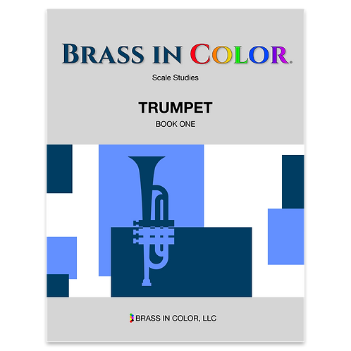 Scale Studies: Trumpet Book 1
