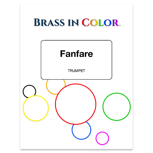 Fanfare (Trumpet and Piano)