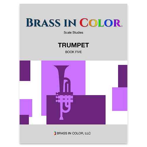 Scale Studies: Trumpet Book 5