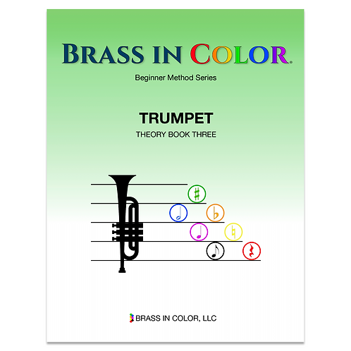 Trumpet: Theory Book 3 (COMING SOON)