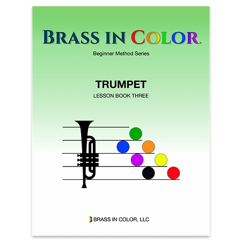 Trumpet: Lesson Book 3