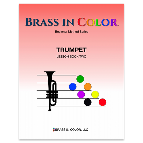Trumpet: Lesson Book 2